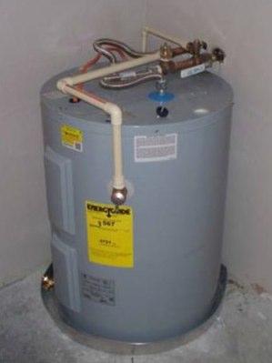 Water Heater T Amp P Valve Discharge Ipc